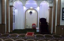 انفجارماین مسجد 1 226x145 - تصاویر/ جلوگیری از انفجار یک ماین جاسازیشده در یک مسجد در کابل