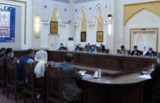 جلسه کمیسیون تدارکات ملی 226x145 - برگزاری جلسۀ اختصاصی کمیسیون تدارکات ملی در ارگ ریاست جمهوری