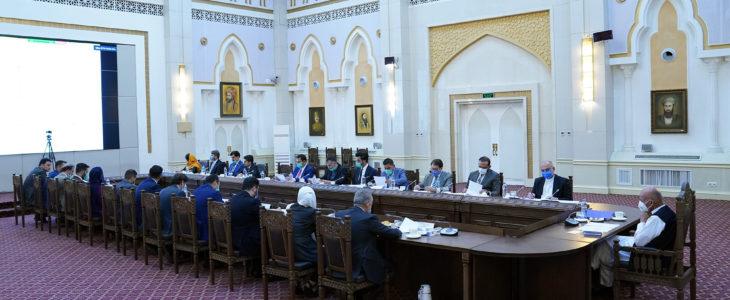 جلسه کمیسیون عالی پالیسی همکاری های اقتصادی و تجارتی - جزئیات نخستین جلسه کمیسیون عالی پالیسی همکاری های اقتصادی و تجارتی