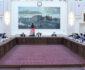 برگزاری جلسه کابینه تحت ریاست رئیس جمهوری اسلامی افغانستان