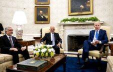 جوبایدن اشرف غنی عبدالله عبدالله 226x145 - بایدن در دیدار با غنی و عبدالله: مشارکت میان افغانستان و امریکا دوام دار خواهد بود