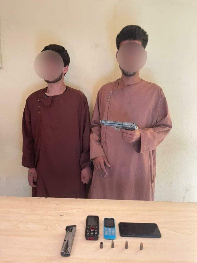 دزد 768x1024 - تصویر/ بازداشت دو دزد حرفهای در هرات