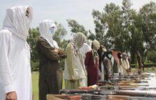 طالبان روند صلح ننگرهار.jpg 2 226x145 - تصاویر/ هشت تن از افراد طالبان در ننگرهار به روند صلح پیوستند