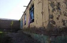 طالبان کندز سنگر نظامی 3 226x145 - تصاویر/ استفاده طالبان از خانههای باشنده گان کندز به عنوان سنگر نظامی