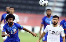 فوتبال افغانستان هند 226x145 - تساوی تیم ملی فوتبال برابر هند در ادامه رقابت های مقدماتی جام جهانی