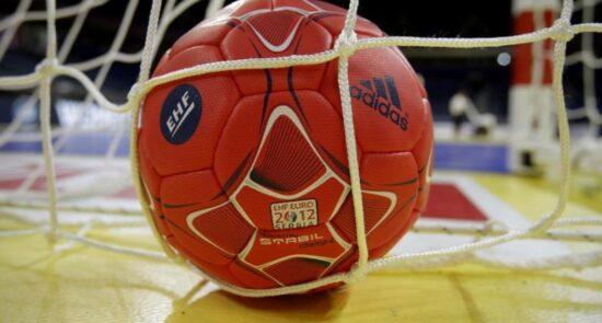 هندبال 550x295 - قهرمانی تیم کابل در چهارمین دور رقابتهای تیم ملی هندبال بانوان