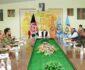 برگزاری جلسه ارشد امنیتی به ریاست رئیس جمهور غنی