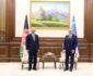 حمایت رییس جمهور اوزبیکستان از حکومت و مردم افغانستان