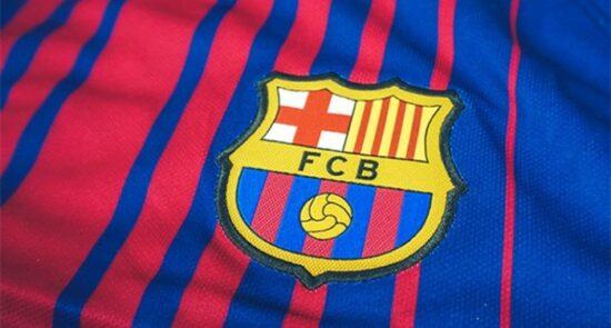 بارسلونا 550x295 - بهترین بازیکن فصل بارسلونا معرفی شد + تصویر