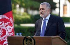 بسمالله محمدی 226x145 - پیام سرپرست وزارت دفاع ملی درباره وضعیت امنیتی کابل