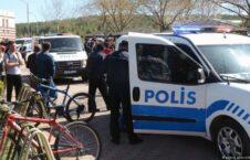 ترکیه پولیس 226x145 - جزییات توقیف یک لاری حامل پناهجویان افغان در ترکیه