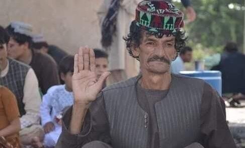 خاشه جوان 487x295 - واکنش های گسترده به قتل کمیدین کندهاری توسط طالبان
