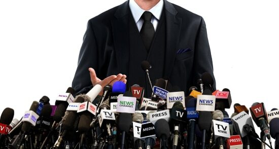 رسانه 550x295 - دیدگاه باشنده گان ایالات متحده درباره رسانهها چیست؟