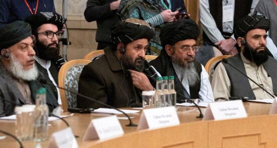 طالبان 550x295 - حمایت بریتانیا از به قدرت رسیدن دوباره طالبان در افغانستان