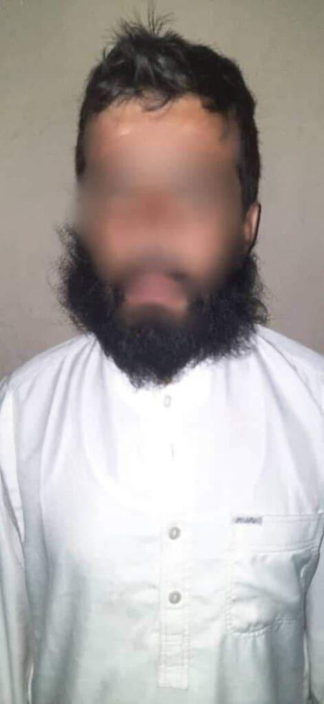 مسوول جلب جذب طالبان کابل 471x1024 - تصویر/ مسوول جلب و جذب طالبان در کابل