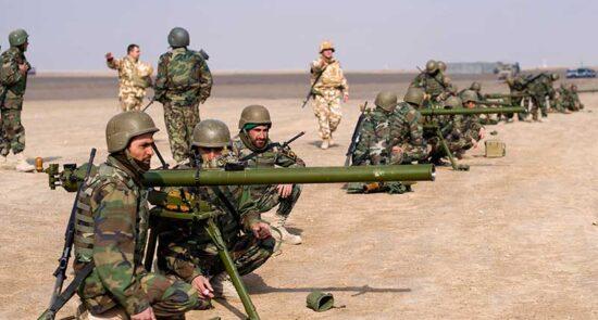 نظامی 550x295 - گزارش رسانه پاکستانی درباره کمکهای مخفیانه نظامی هند به افغانستان