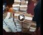 ویدیو/ سرقت نیم ملیاردی طالبان از یک بانک در هرات