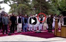 ویدیو وحشت امرالله صالح راکت ارگ 226x145 - ویدیو/ وحشت امرالله صالح هنگام برخورد راکت در نزدیکی ارگ