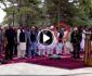 ویدیو/ وحشت امرالله صالح هنگام برخورد راکت در نزدیکی ارگ
