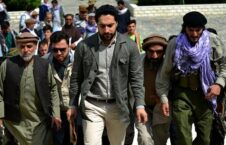 احمد مسعود 1 226x145 - پاسخ احمد مسعود به درخواست بیعت طالبان