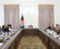بررسی وضعیت عمومی امنیتی کشور با حضور داشت رییس جمهور غنی