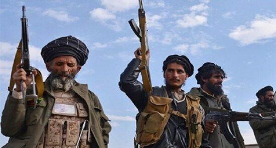 طالبان 2 550x295 - واکنش سرپرست وزارت دفاع دولت طالبان به نقض فرمان عفو عمومی