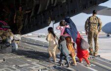 طفل افغان میدان هوایی کابل 226x145 - گزارش یونیسف درباره انتقال اطفال افغان به خارج از افغانستان