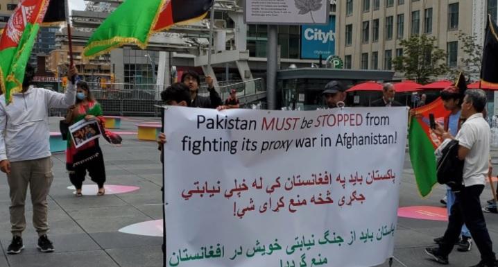 مهاجر افغان فرانسه - پیام مهاجرین افغان مقیم فرانسه و کانادا برای حکومت پاکستان