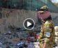 ویدیو/ جنایت عساکر خارجی پس از حمله انتحاری میدان هوایی کابل