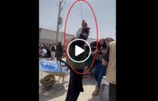 ویدیو شلاق کابل طالبان 226x145 - ویدیو/ شلاق زدن مردم کابل توسط طالبان