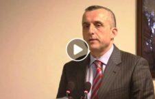 ویدیو پاره تصویر امرالله صالح طالبان 226x145 - ویدیو/ لحظه پاره کردن تصویر امرالله صالح توسط طالبان