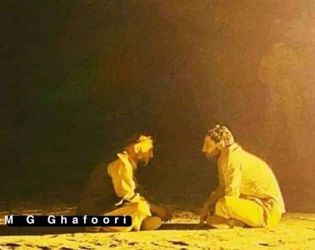 احمد مسعود 3 1024x815 - تصویر/ احمد مسعود در شب های مقاومت