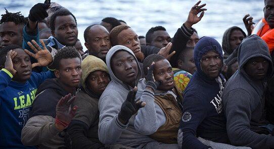 افریقایی 542x295 - وضع محدودیت های شدید برای ورود باشنده گان افریقایی به فرانسه