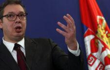 الکساندر ووچیچ 226x145 - توهین رییس جمهور صربیا به باشنده گان افغانستان