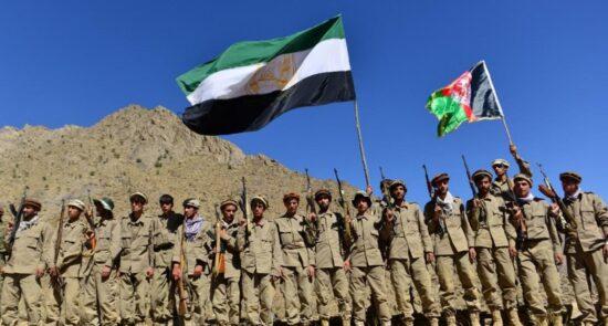 جبهه مقاومت ملی افغانستان 550x295 - اعلامیه جبهه مقاومت ملی افغانستان درباره درگیری های اخیر در پنجشیر