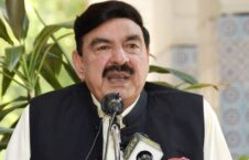 شیخ رشید 226x145 - ابراز نگرانی شیخ رشید از وضع تحریم ایالات متحده بر طالبان و پاکستان