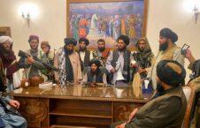 طالبان ارگ 226x145 - گزارش ها از درگیری میان سران طالبان در ارگ ریاست جمهوری
