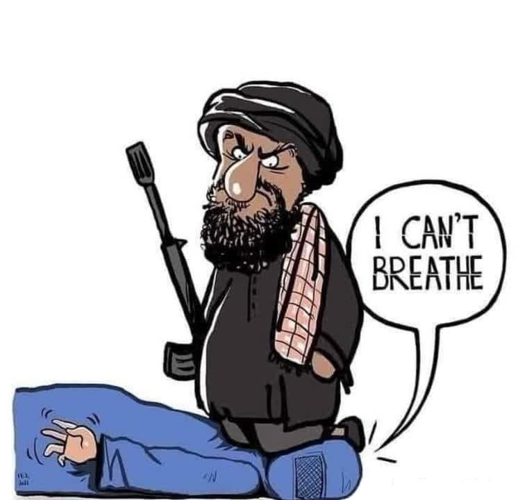 طالبان زنان. - کاریکاتور/ آیا برخورد طالبان با زنان تغییر کرده است؟