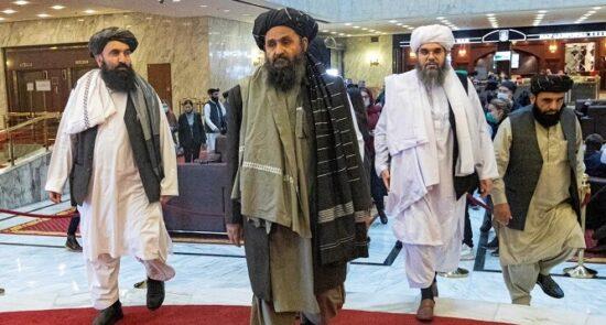 طالبان 2 550x295 - رونمایی از لست کامل کابینه طالبان + اسامی وزرا