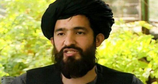 عبدالقهار بلخی 550x295 - استقبال طالبان از اقدام امریکا در رفع دو مورد تحریم بر افغانستان