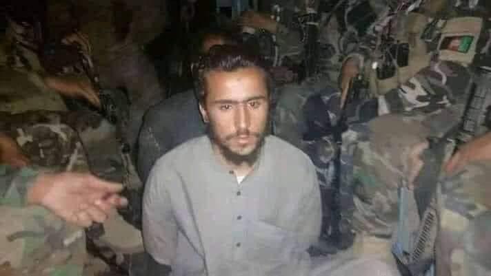 قوماندان قطعه سرخ طالبان - تصویر/ قوماندان قطعه سرخ طالبان در پنجشیر دستگیر شد