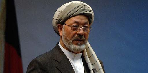 محمد کریم خلیلی - هشدار رهبر حزب وحدت اسلامی به طالبان؛ خلیلی: هزارهها دست به مبارزه مسلحانه خواهند زد