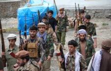 مقاومت پنجشیر 226x145 - تصویر/ سلاح های بجا مانده طالبان در پنجشیر