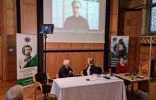 تصاویر/ نشست احمدشاه مسعود و آینده افغانستان در پوهنتون کمبریج بریتانیا