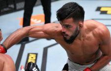 نصرت حقپرست 226x145 - نصرت حقپرست در مقابل ورزشکار آسترالیایی تن به شکست داد