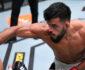 نصرت حقپرست در مقابل ورزشکار آسترالیایی تن به شکست داد