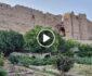 ویدیو/ تخریب قلعه تاریخی گرشک ولایت هلمند توسط طالبان