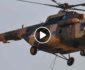 ویدیو/ حمله طالبان بالای چرخبال های نظامی!