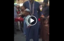 ویدیو/ فروش اطفال افغان به دلیل فقر
