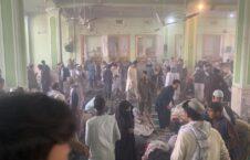 انتحاری کندهار 226x145 - شهید و زخمی شدن دهها نمازگزار در حمله تروریستی در کندهار